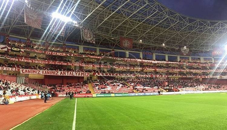 Antalyaspor - Beşiktaş maçında ilginç hata!