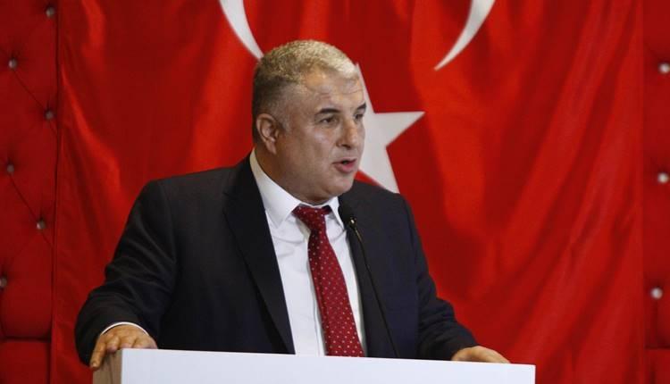 Antalyaspor yeni başkanı Cihan Bulut oldu