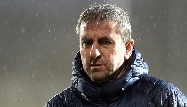 Antalyaspor'da Hamza Hamzaoğlu'ndan Eto'o transfer açıklaması