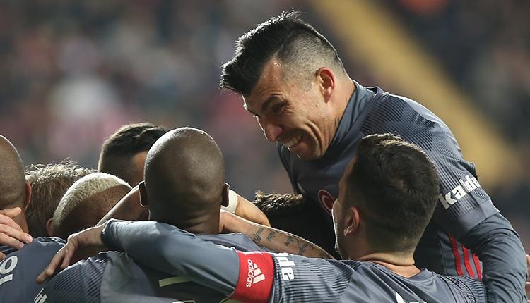 Antalyaspor'u Beşiktaş maçında isyan ettiren karar! 'Penaltı