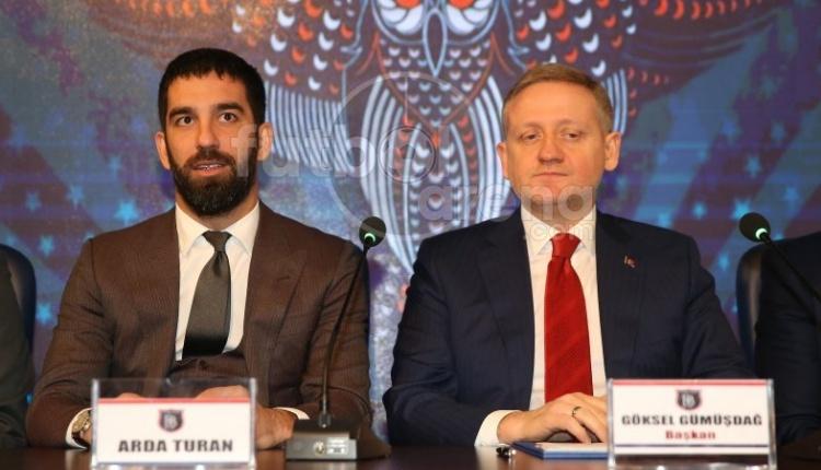 Arda Turan: ''Galatasaray bana kucak açarsa döneceğim ilk takım demiştim...''