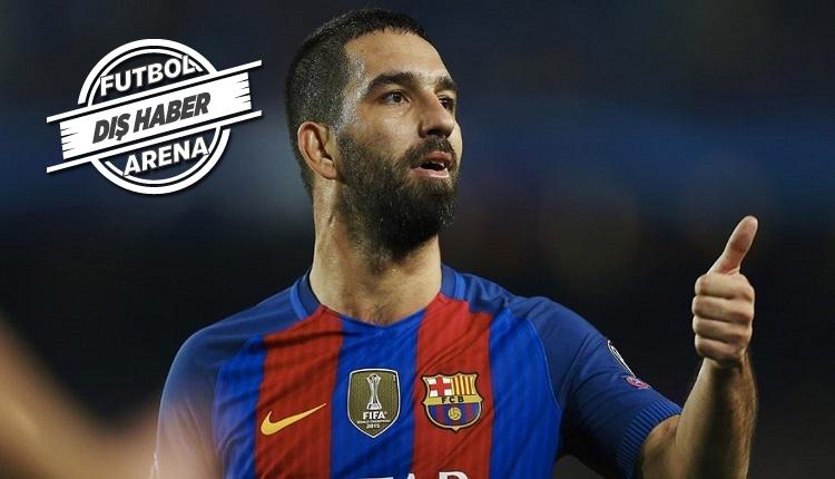 Arda Turan ya Beşiktaş'a, ya Arsenal'e! İspanyollar duyurdu