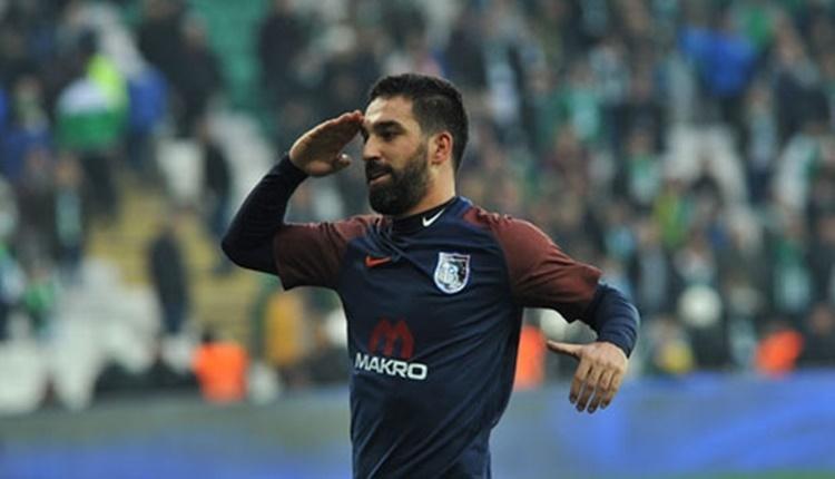 Arda Turan'ın attığı gol İspanyolları şaşırttı