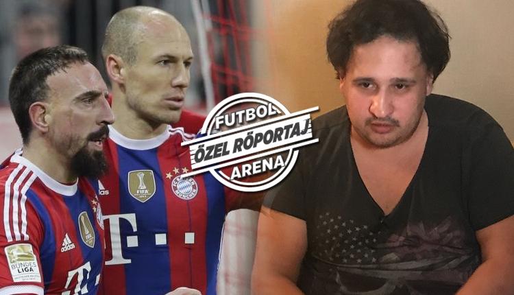 Robben ve Ribery, Türkiye'ye gelir mi? Fatih Demireli yorumladı
