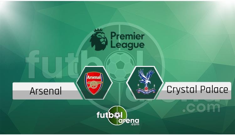 Arsenal - Crystal Palace maçı saat kaçta, hangi kanalda? (İddaa Canlı Skor)