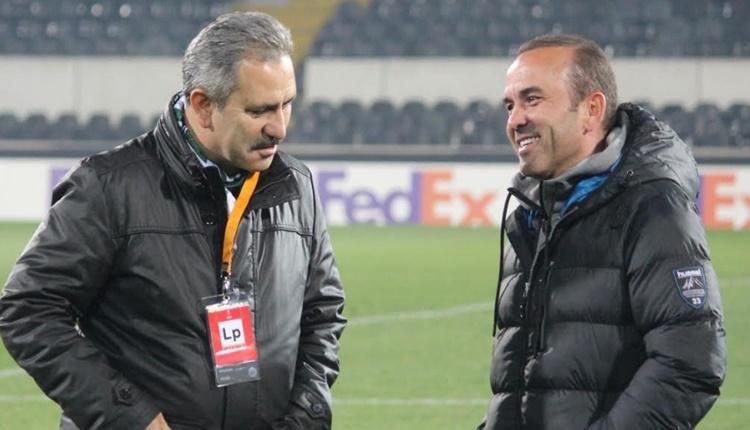 Atiker Konyaspor'da Mehmet Özdilek'in transfer tedirginliği