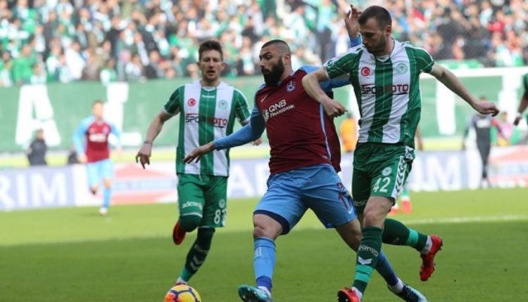 Atiker Konyaspor'da Trabzonspor maçı tepkisi dinmiyor