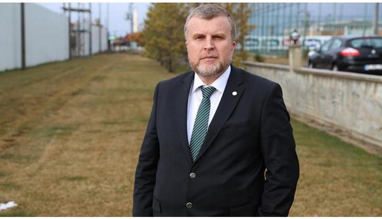 Atiker Konyaspor'un eski başkanı Ahmet Şan beraat etti