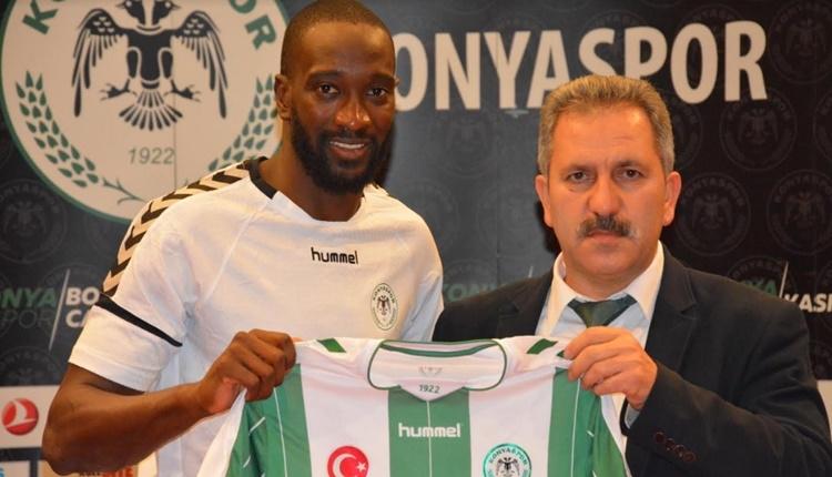 Atiker Konyaspor'un yeni transferi Yatabare: