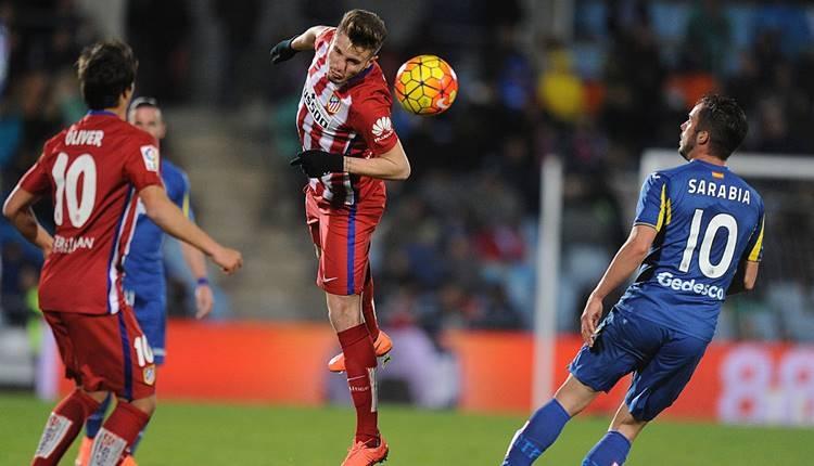 Atletico Madrid - Getafe maçı saat kaçta, hangi kanalda? (İddaa Canlı Skor)