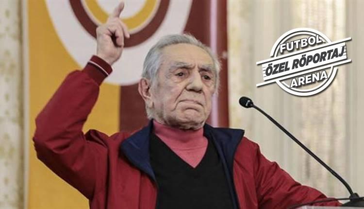Aydemir Akbaş: 'Dursun Özbek kazanamazsa Galatasaray'ın sonu olur'