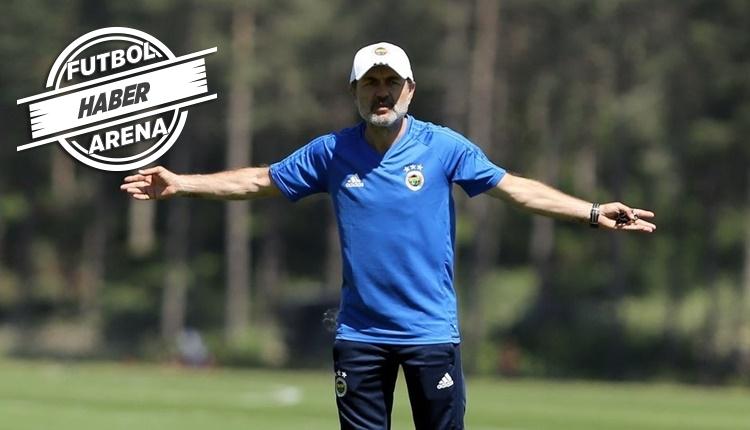 Aykut Kocaman'dan futbolculara katı kural