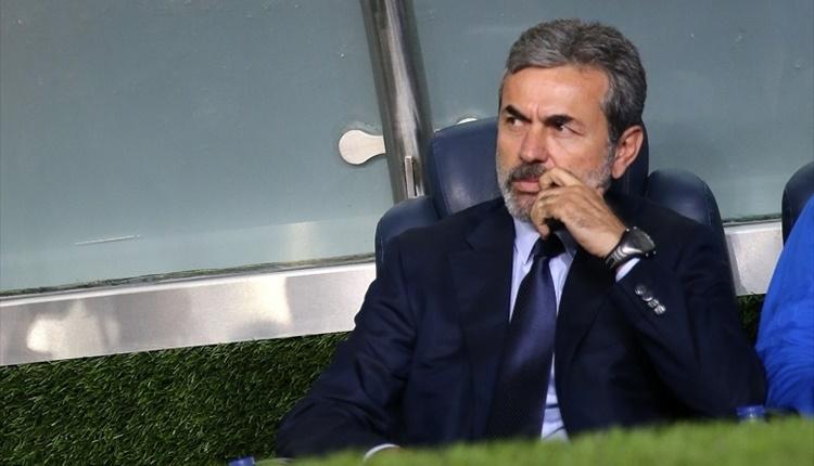 Aykut Kocaman'dan oyuncularına Trabzonspor uyarısı