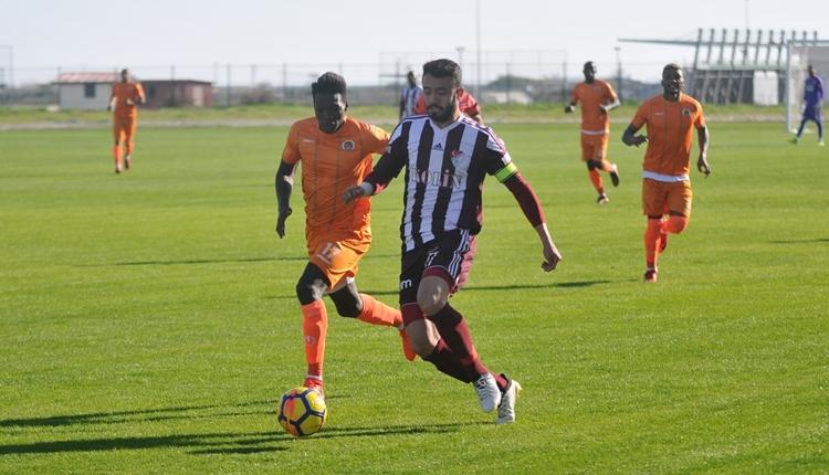 Aytemiz Alanyaspor 0-2 Elazığspor hazırlık maçı özeti ve golleri