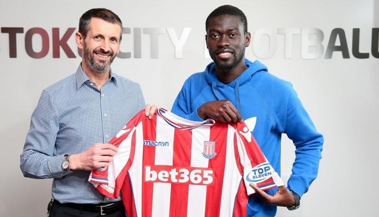 Badou Ndiaye resmen Stoke City'de! Bonservisi açıklandı