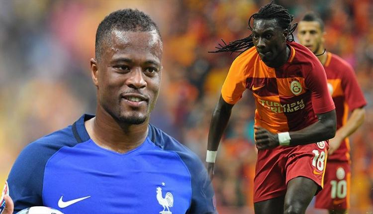 Bafetimbi Gomis'den Evra transferi açıklaması ''Galatasaray'ı konuştuk''