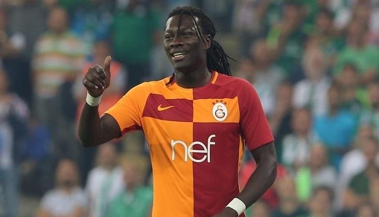 Bafetimbi Gomis'ten Galatasaray'a beklenmedik tepki