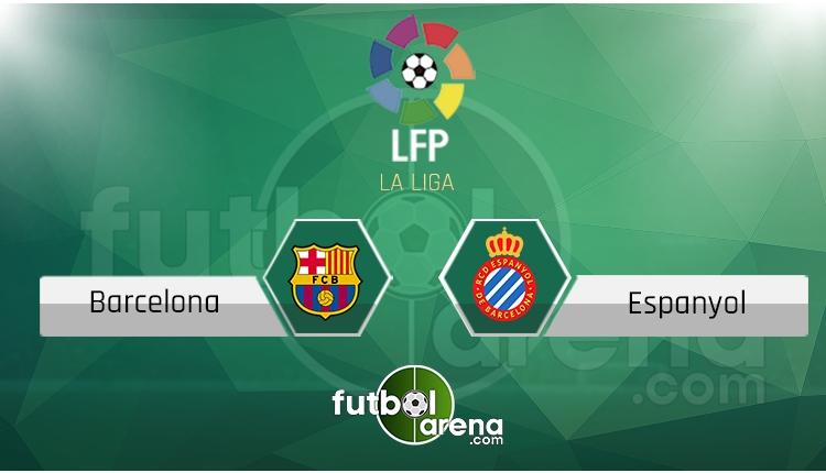 Barcelona - Espanyol maçı saat kaçta, hangi kanalda? (İddaa Canlı Skor)