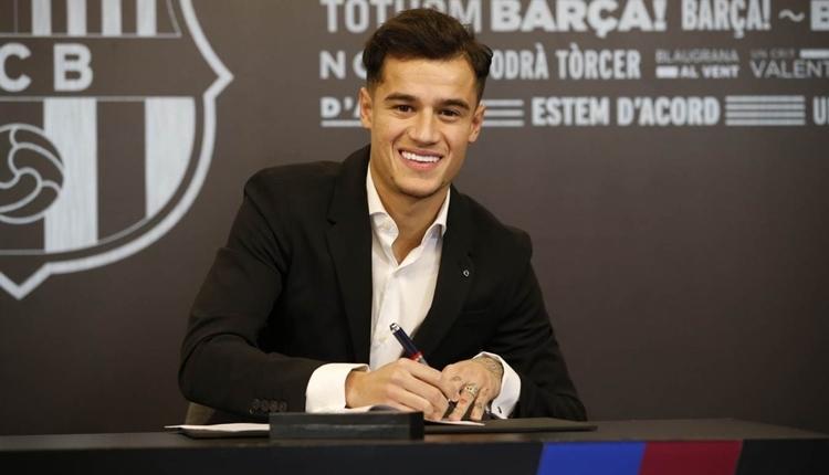 Barcelona'nın rekor transferi Coutinho sakatlandı