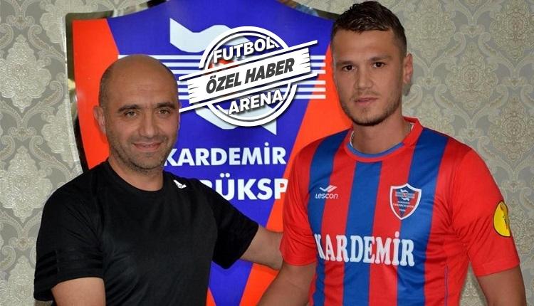 Barış Başdaş Alanyaspor'a transfer oldu