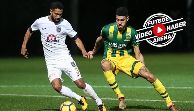Başakşehir 4-0 ADO Den Haag maçı özeti ve golleri (İZLE)