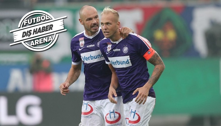 Başakşehir'in Raphael Holzhauser transferini menajeri açıkladı
