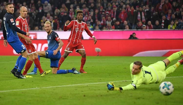 Bayern Münih 5-2 Hoffenheim maçı özeti ve golleri (İZLE)