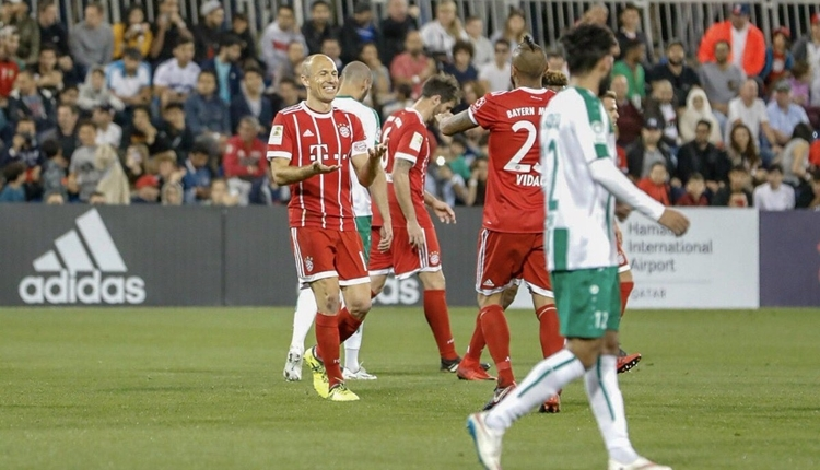 Bayern Münih 6-0 El-Ehli maç özeti ve golleri (İZLE)