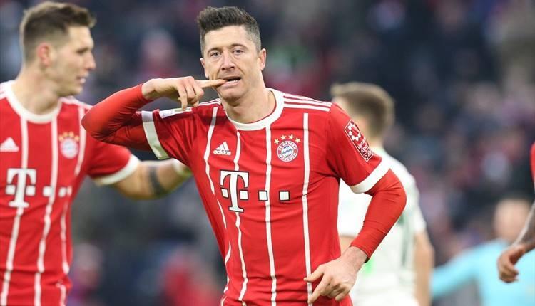 Bayern Münih - Werder Bremen maçı özeti ve golleri (İZLE)