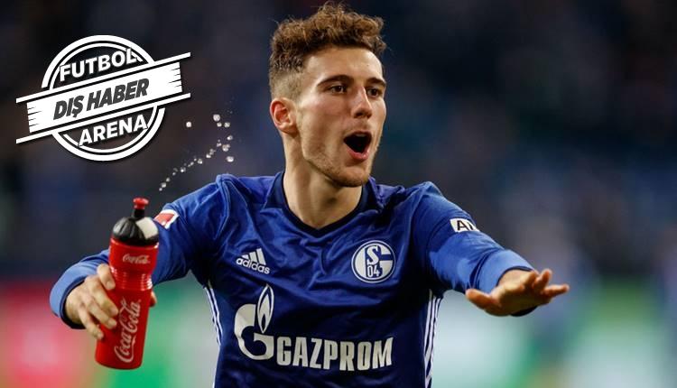 Bayern Münih'ten Goretzka transferi için resmi açıklama!