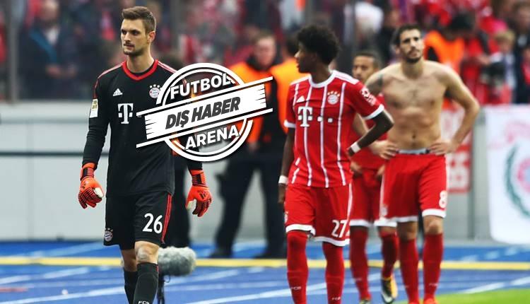 Bayern Münih'e kaleci şoku! Neuer'den sonra Ulreich...