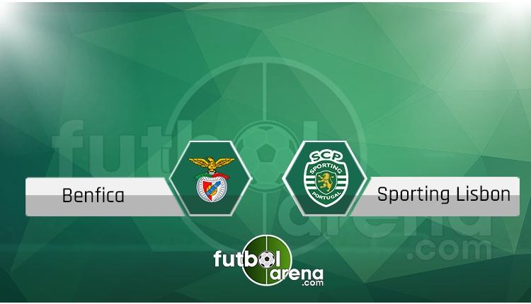 Benfica - Sporting Lizbon maçı saat kaçta, hangi kanalda? (İddaa Canlı Skor)