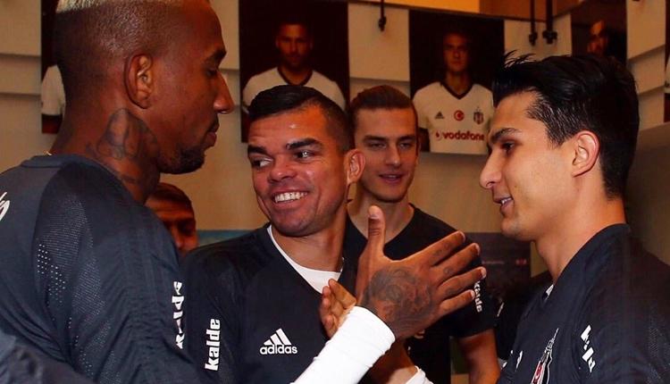 Beşiktaş idmanında Necip Uysal'dan şampiyonluk açıklaması