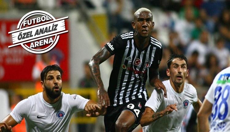 Beşiktaş ilk yarılarda beraberliğe abone oldu