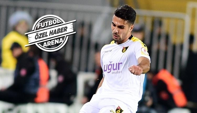 Beşiktaş İstanbulsporlu Zeki Çelik'in transferinde sona yaklaştı