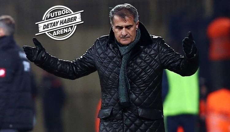 Beşiktaş kalesini gole kapatamıyor! Şenol Güneş düşüşte