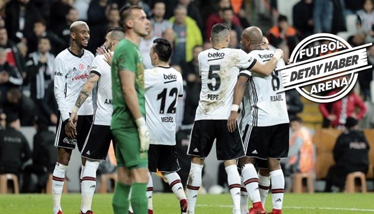 Beşiktaş son 6 sıradaki takımlara acımıyor