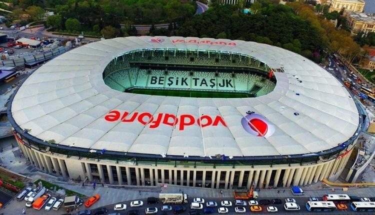 Beşiktaş Vodafone Park stadının toplam maliyetini açıkladı