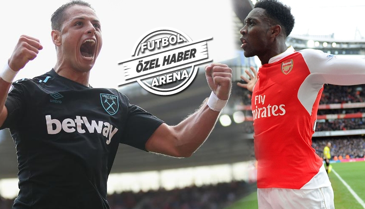 Beşiktaş Welbeck'i bekletiyor! Javier Hernandez'de flaş gelişme!