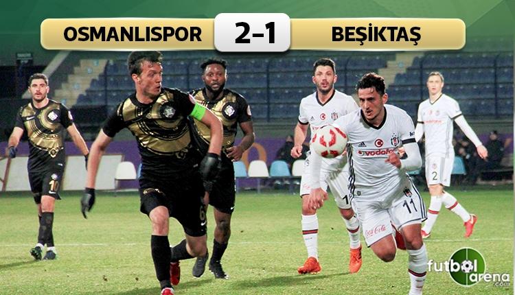 Beşiktaş yenilse de tur atladı (İZLE)