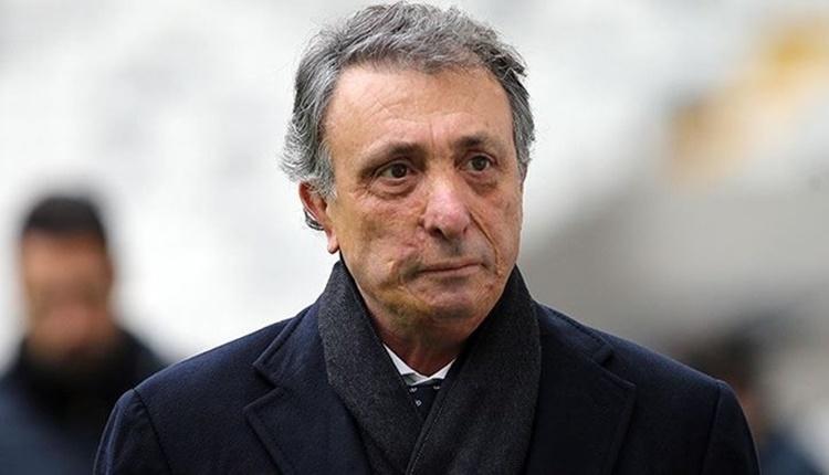 Beşiktaş yöneticisi Ahmet Nur Çebi trafik kazası geçirdi