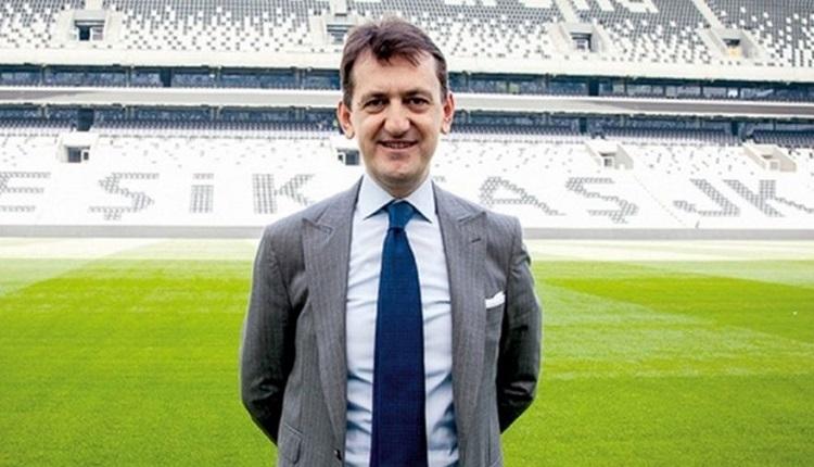 Beşiktaş yöneticisi Metin Albayrak'tan Kasımpaşa maç sonu sözleri