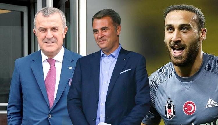 Beşiktaş yönetiminden transfer açıklaması!