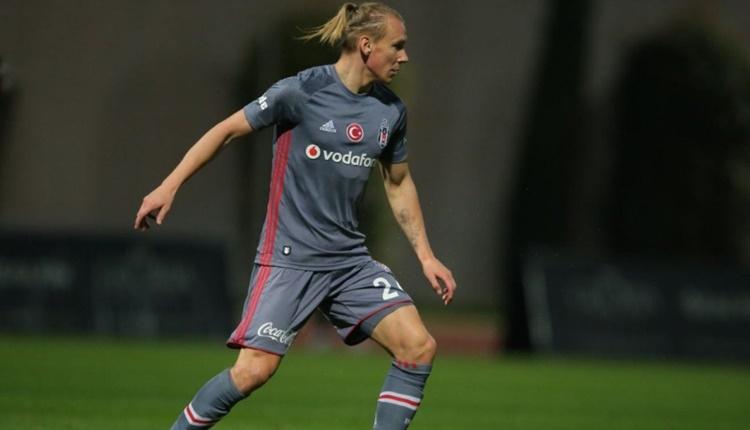 Beşiktaş'a Antalyaspor maçı öncesi Domagoj Vida müjdesi