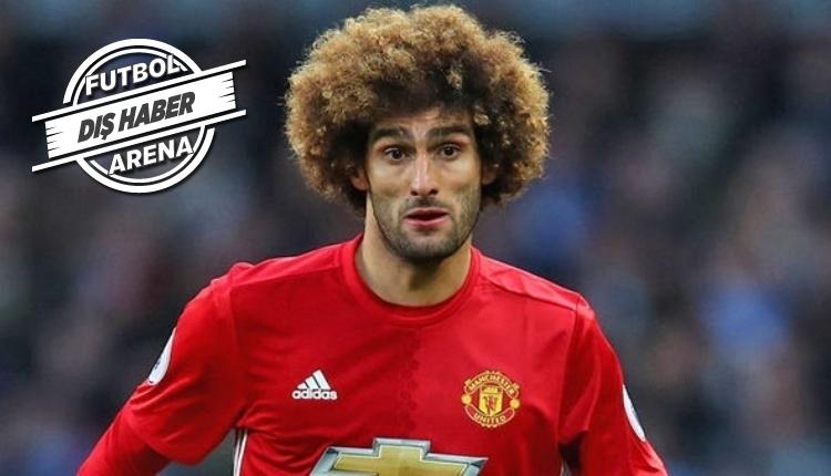 Beşiktaş'a yazılan Marouane Fellaini için Manchester United'dan yeni karar