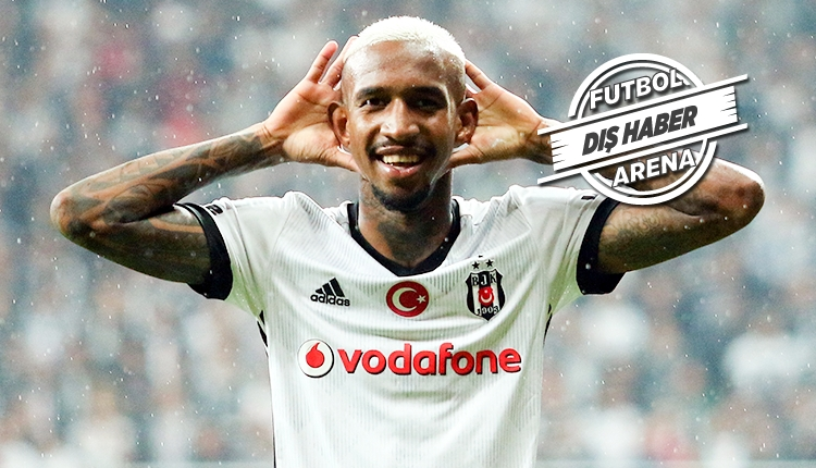 Beşiktaş'ın Benfica'ya Anderson Talisca transferi teklifi