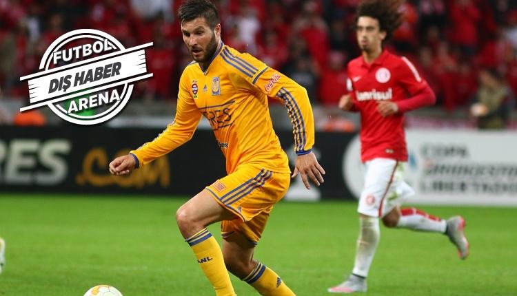 Beşiktaş'ın gözdesi Gignac'a transfer teklifi