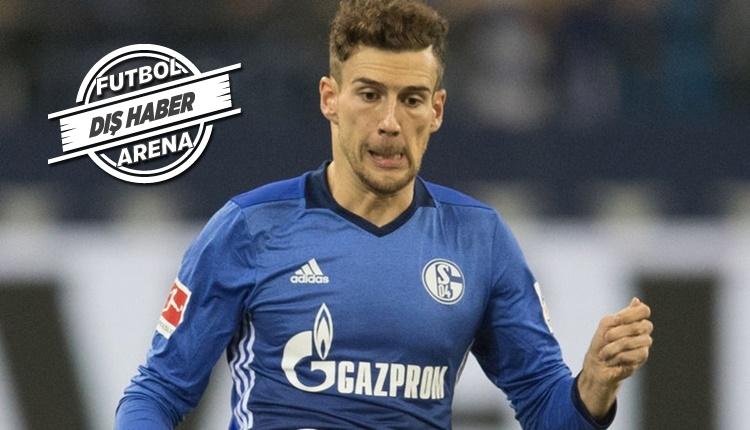 Beşiktaş'ın rakibi Bayern Münih, Leon Goretzka'yı transfer ediyor