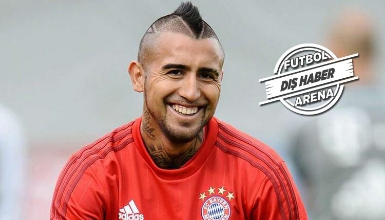 Beşiktaş'ın rakibi Bayern Münih'de Vidal ayrılıyor mu?