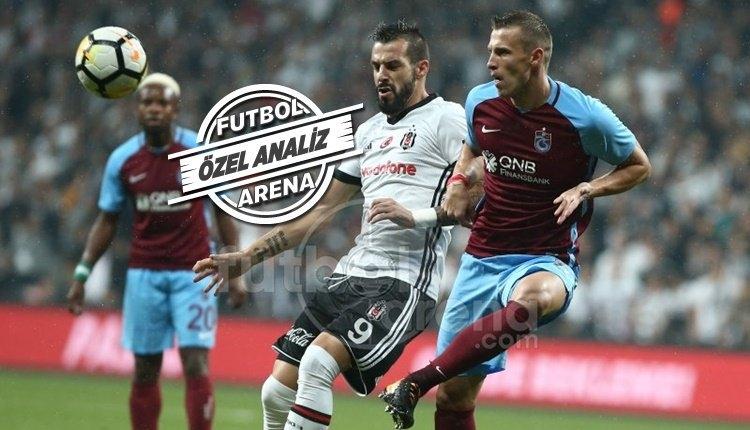 Beşiktaş'ın son 20 yıldaki ikinci yarı açılış maçları karnesi